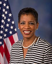 The hon donna edwards.jpg