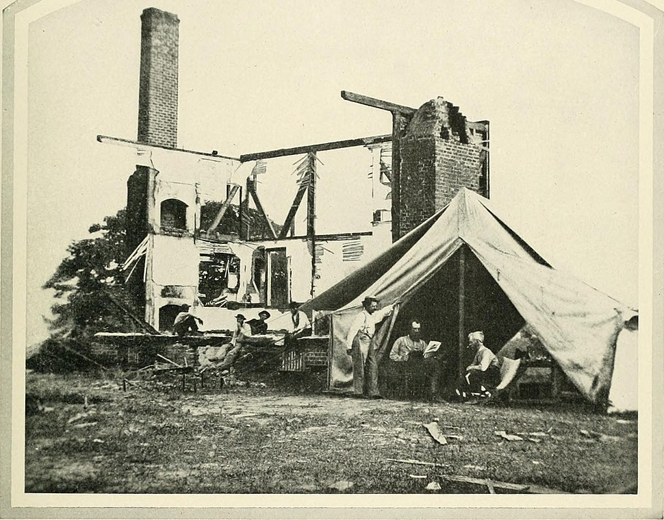 The photographic history of the Civil War - thousands of scenes photographed 1861-65, with text by many special authorities (1911) (14576336187)