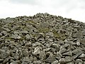 The rocky summit of Gyrn - geograph.org.uk - 804802.jpg