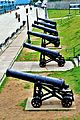 The six cannons in Old Quebec - panoramio.jpg