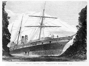 The wrecked steamer Otago - SLV Mp002573.jpg