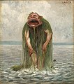 Theodor Kittelsen - The Sea Monster - NG.M.01984 - National Museum of Art, Architecture and Design.jpg
