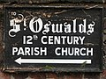 This way to the Church - geograph.org.uk - 1027952.jpg
