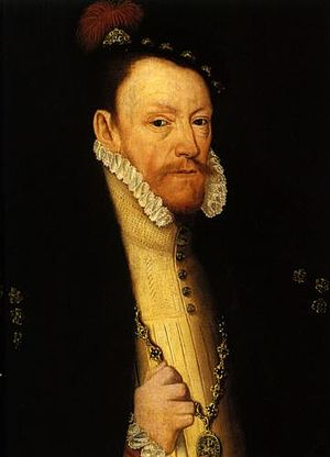 Thomas Radclyffe, 3rd Earl of Sussex - Thomas Radclyffe, Earl of Sussex, c. 1560–65