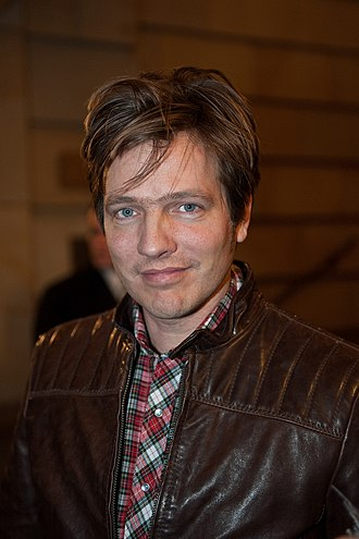 2013 Cannes Film Festival - Thomas Vinterberg, President of the Un Certain Regard jury