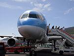 Thomson 757 at La Palma 2 (5488314897).jpg