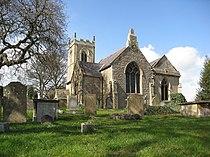 Thorpe Salvin - St. Peters Church View - geograph.org.uk - 747094.jpg