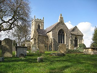Thorpe Salvin Village and a civil parish in South Yorkshire, England