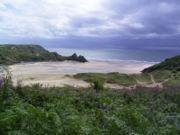 Three cliffs bay gower rb 200507