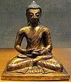 Tibet, amitabha, il jina dell'ovest, xvi-xvii sec.JPG