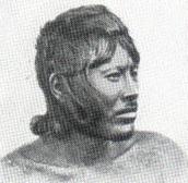 Tierra del Fuegan American Indian