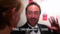 Time 100 Jimmy Wales waves hi to Amanda Cogdon.jpg