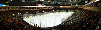 Prescott Valley Event Center - Tim's Toyota Center before an Arizona Sundogs hockey game