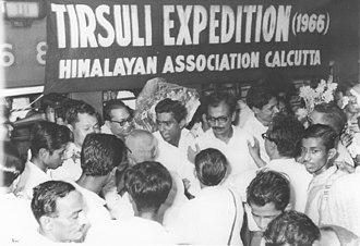 Tirsuli - Expedition team