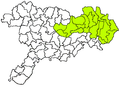 Tirupathi revenue division in Chittoor district.png