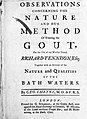 Title page; Observations concerning the nature and due method Wellcome L0000078.jpg