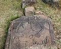 Tiya, parco delle stele, secondo gruppo, stele databili all'xi-xii secolo circa 39 stele antropomorfa 3.jpg