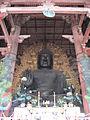 Todai-ji Daibutsu-den Hall National Treasure 国宝東大寺大仏殿65.JPG