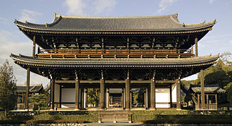 Sanmon - Tōfuku-ji's sanmon (Japan's National Treasure)