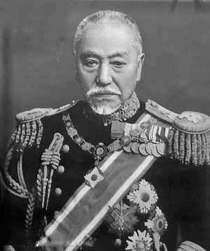 Tōgō Heihachirō - Marshal-Admiral The Marquis Tōgō Heihachirō
