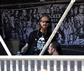 "Tomas ""Samoth"" Haugen and Vegard ""Ihsahn"" Tveitan at the Meet & Greet, Wacken Open Air 2013 2.jpg"