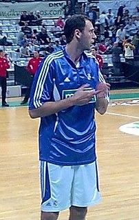 Tomas Van Den Spiegel Belgian basketball player