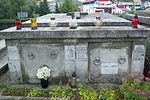 Tomb of Bezucha family at Central Cemetery in Sanok 2.jpg