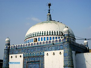 Tomb_of_Khawaja_Awais_Kagha_Multan
