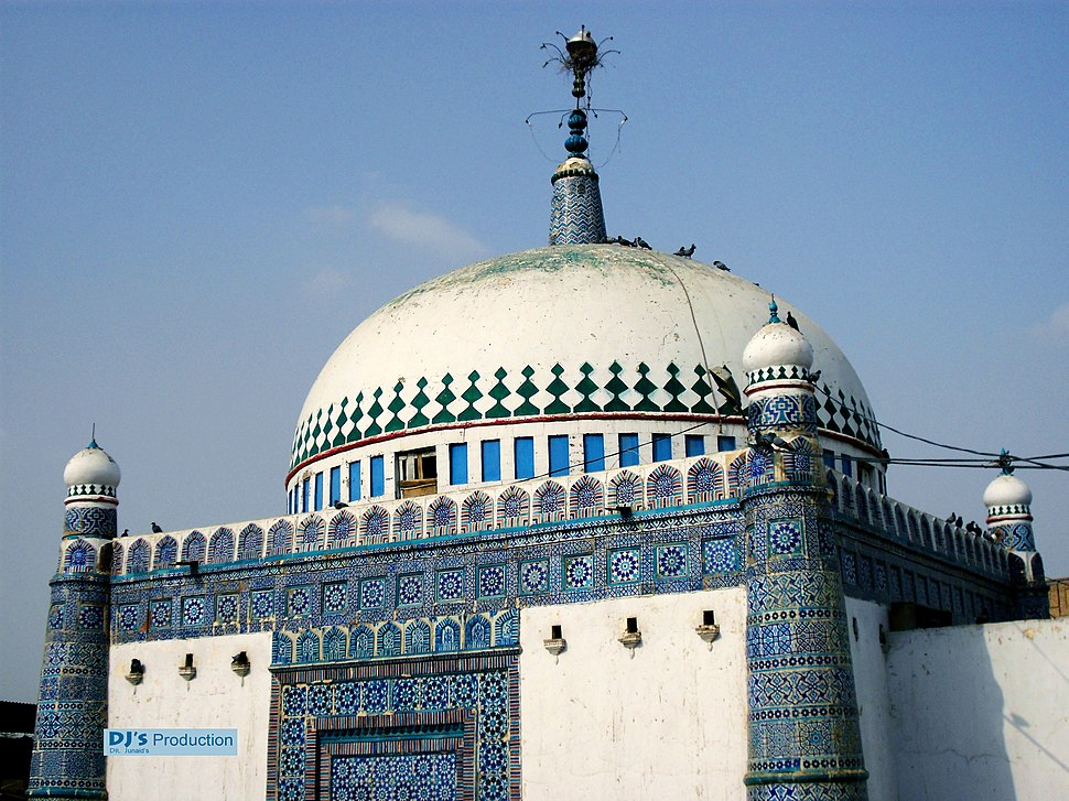 Tomb of Khawaja Awais Kagha Multan