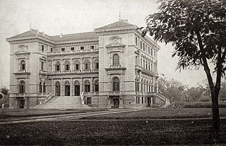 Presidential Palace, Hanoi - Residence of the Governor-General of French Indochina in Hanoi, Tonkin