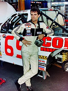 Tony Roper (racing driver) American stock car racing driver