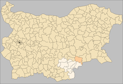 Topolovgrad Municipality within Bulgaria and Haskovo Province.