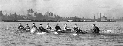 Toronto varsity rowing