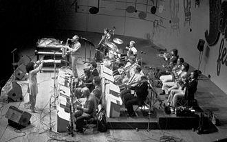 Toshiko Akiyoshi – Lew Tabackin Big Band - Toshiko Akiyoshi-Lew Tabackin Big Band at Monterey Jazz Festival, Monterey, California, 1981