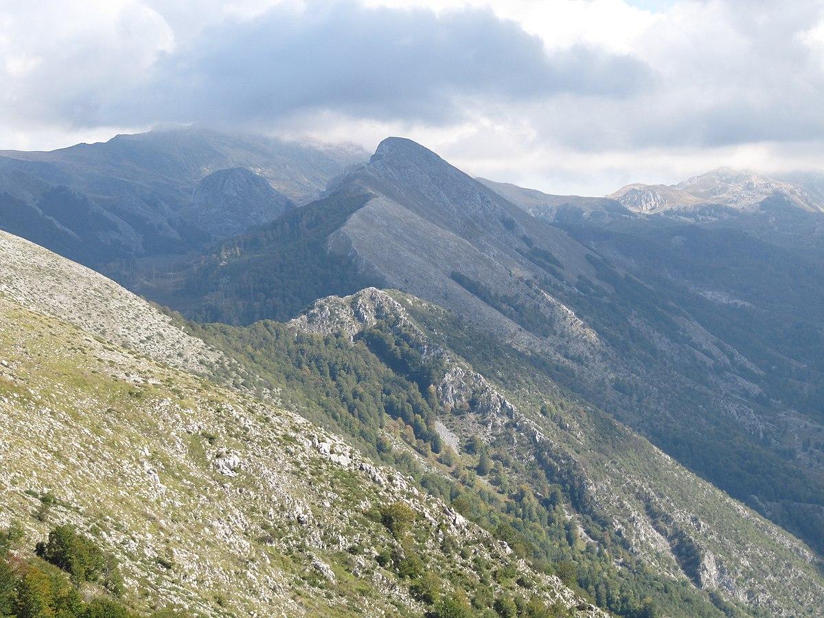 Shebenik-Jabllanice National Park - Wikipedia