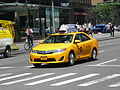 Toyota Camry (NYC Taxi) (15283757332).jpg