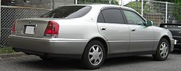 Toyota Crown Majesta S170 rear.jpg