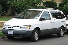 First Generation Xl10 Toyota Sienna