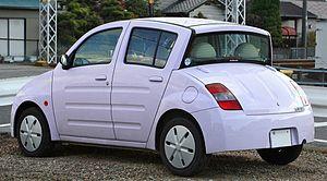 WiLL - Image: Toyota Wi LL Vi 002