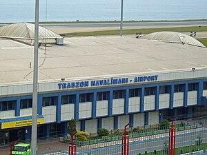 Trabzon Airport - Image: Trabzon airport