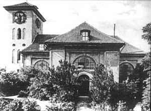Tragheim Church - Tragheim Church, ca. 1930