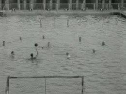 Bestand:Training van het Nederlandse waterpoloteam voor het toernooi om de Trofeo d'Italia.ogv