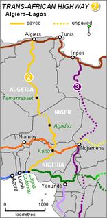 Trans-Sahara Highway highway