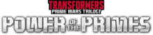 Transformers - Power of the Primes logo.png