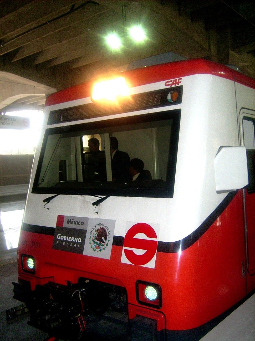TrenSuburbanodelValledeMéxicoSistema1