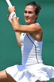 Martina Trevisan Italian tennis player