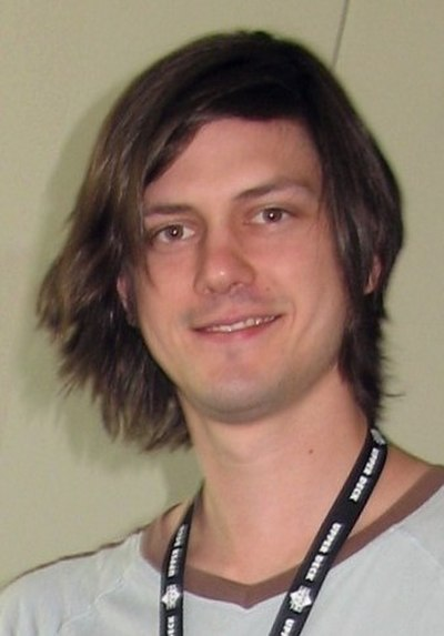 Picture of a band or musician: Trevor Moore