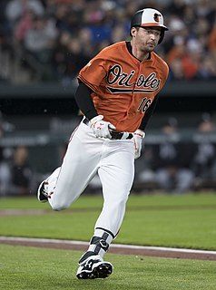 Trey Mancini American baseball player