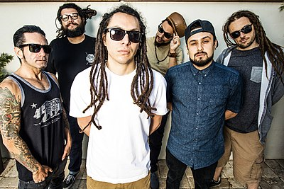 Picture of a band or musician: Tribal Seeds