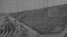 Tribuna Oeste de Colón en 1952 (2).jpg